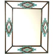 De Leon Collections Southwest Wall Mirror