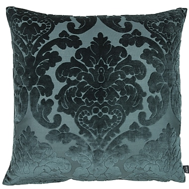 Eightmood Classic Trend Chateau Throw Pillow; Dark Petrol