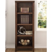 Hazelwood Home Rockwell 61.25'' Standard Bookcase