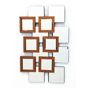 Fab Glass and Mirror L'artiste Modern Wall Mirror