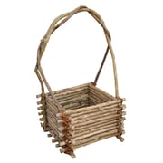 Cheungs Twig Square Basket