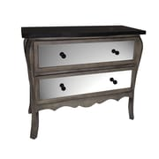 Cheungs Bombay 2 Drawer Accent Chest