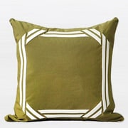G Home Collection Luxury Embroidered Textured Throw Pillow