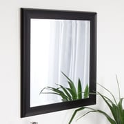 DSOV Scoop Square Framed Beveled Wall Mirror