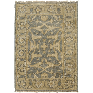 Darby Home Co Bayles Beige Area Rug; 2' x 3'
