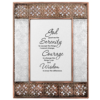 CBGT LoveLea Serenity Prayer Picture Frame