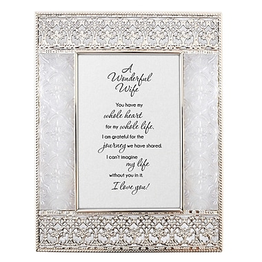 CBGT LoveLea Wonderful Wife Picture Frame