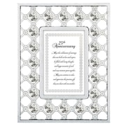 CBGT Love and Marriage 25th Anniversary Picture Frame