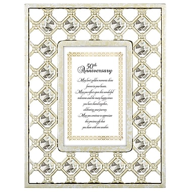 CBGT Love and Marriage 50th Anniversary Picture Frame
