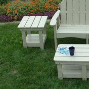 TailwindFurniture Adirondack Side Table; Sand