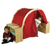 Offex Preschool Kids Play Area Discovery Play Tent