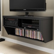 Brayden Studio Chon 42'' TV Stand; Black