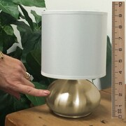 Catalina Lighting Caden 9.25'' Table Lamp (Set of 2)