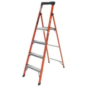 Little Giant Ladder Quick-N-Lite 6 ft Fiberglass Step Ladder w/ 250 lb Load Capacity