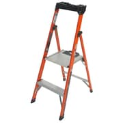 Little Giant Ladder Quick-N-Lite 4 ft. Fiberglass Step Ladder Type I 250 lb. Load Capacity