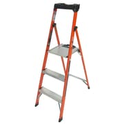 Little Giant Ladder Quick-N-Lite 2 - Step Fiberglass Step Ladder w/ 250 lb. Load Capacity