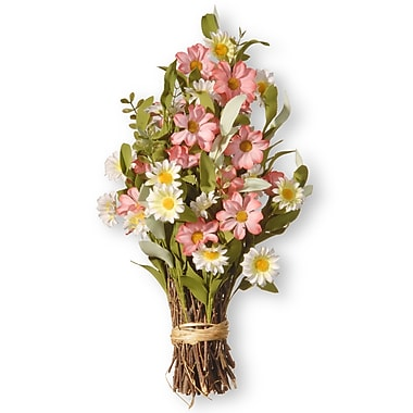 National Tree Co. Daisies Floral Arrangement