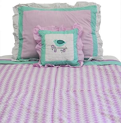 Zoomie Kids Fessenden 2 Piece Twin Quilt Set