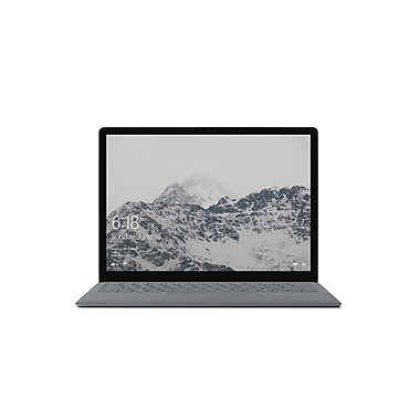Microsoft – Surface Laptop DAG-00001 PixelSense 13,5 po, Intel Core i5, SSD 256 Go, 8 Go, Windows 10 S, Platine