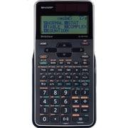 Sharp – Calculatrice 16 chiffres ELW516XGBSL, noir