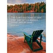 Agenda mensuel Psalms, année scolaire 2018, 7,5 po x 10,25 po (18-4052A)