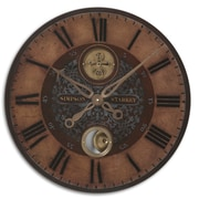 Darby Home Co Hughes 23'' Weathered Wall Clock