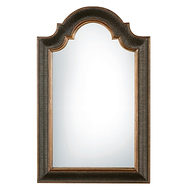 Darby Home Co Hoffman Ribbed Wall Mirror