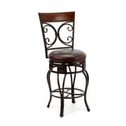 Darby Home Co Matherville 26'' Swivel Bar Stool