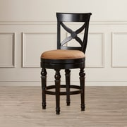Darby Home Co Rundell 26'' Swivel Bar Stool