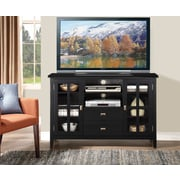 Darby Home Co Leventhorpe TV Stand; Black