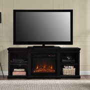 Darby Home Co Bryn TV Stand w/ Electric Fireplace