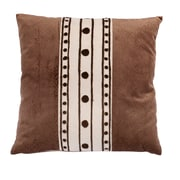 Darby Home Co Hanrahan Embroidered Throw Pillow