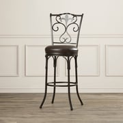 Darby Home Co Fenimore 30'' Swivel Bar Stool