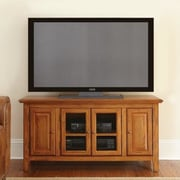 Darby Home Co Blair TV Stand; Oak