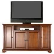 Darby Home Co Allston 60'' TV Stand; Classic Cherry