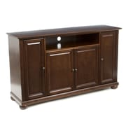 Darby Home Co Allston 60'' TV Stand; Vintage Mahogany