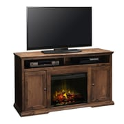 Darby Home Co Normandy Lane TV Stand w/ Electric Fireplace
