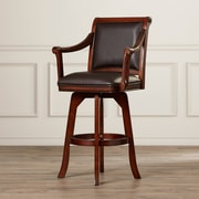 Darby Home Co Shiloh 30'' Swivel Bar Stool