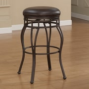 Darby Home Co Cedar 34'' Swivel Bar Stool