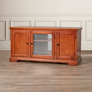 Darby Home Co Dimmick Cherry TV Stand