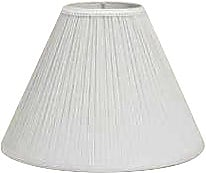 Darby Home Co 21'' Linen Empire Lamp Shade; Forest Green WYF078280068812