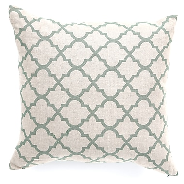 Darby Home Co Canales Linen Throw Pillow