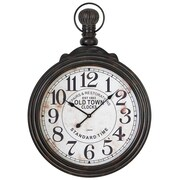 Darby Home Co Oversized 28'' Pocket Watch Style Large Wall Clock