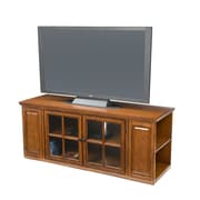 Darby Home Co Crandall TV Stand; Burnished Oak
