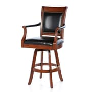 Darby Home Co Strawn 31.25'' Swivel Bar Stool