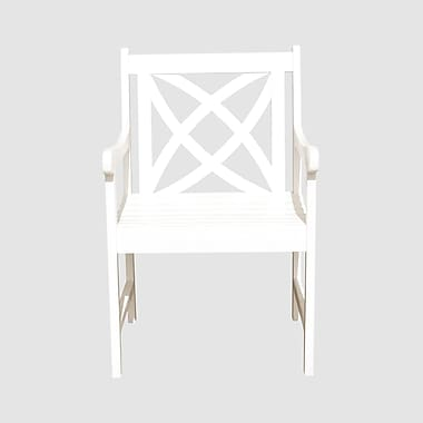 Darby Home Co Mahler Dining Arm Chair