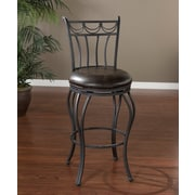 Darby Home Co Gilman 26'' Swivel Bar Stool