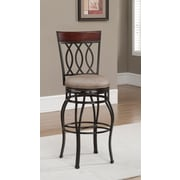 Darby Home Co Gilman 30'' Swivel Bar Stool