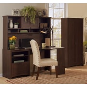Darby Home Co Buena Vista 3 Piece L-Shape Desk Office Suite