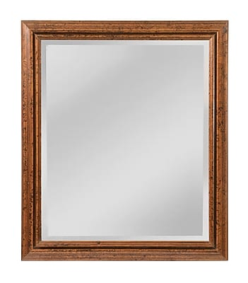 Darby Home Co Canaday Wall Mirror; 29''